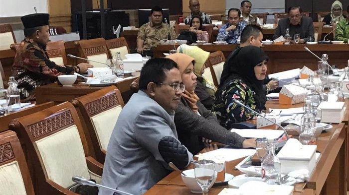 Raker Kemensos dan BNPB, Fauzi Minta Perhatikan Khusus Bencana Sulsel