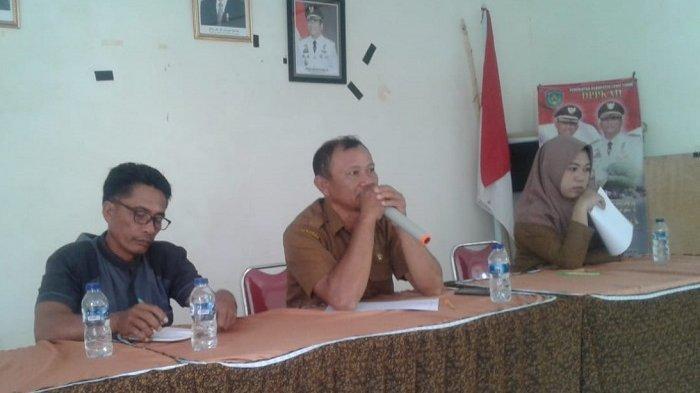 Kades Matano Gelar Rakor Bahas Kondisi Desa dan Kegiatan PKPM