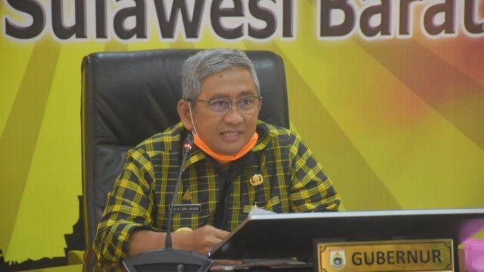Gubernur Sulbar Minta Perbankan Sama-sama Komitmen Kawal Pemberantasan Korupsi