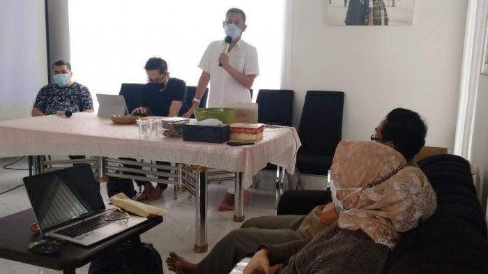 Manajemen RS Haji Makassar Target jadi RS Pilihan Utama, Plt Dirut Tekankan Sinergitas
