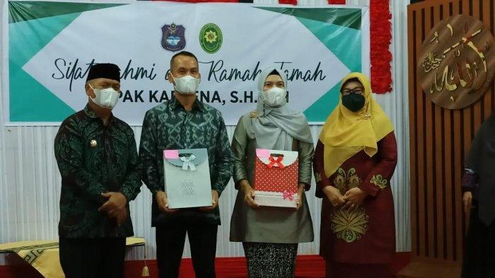 Lepas Ketua Pengadilan Negeri, Muslimin Bando Sampaikan Terimakasih untuk Karsena