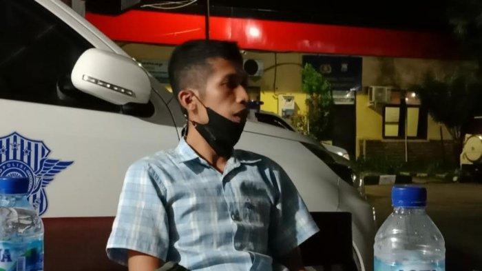 Minibus Putih yang Kecelakaan di Jeneponto Ternyata Milik Pejabat Gowa