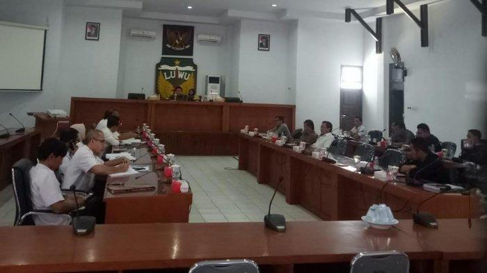 Legislator Luwu Berang, APBD 2020 Dibahas Tanpa RPJMD