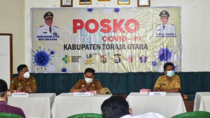 Gedung Tangmentoe Toraja Utara Akan Dijadikan Tempat Isolasi Pasien Covid-19
