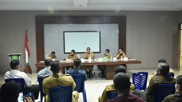 Sambut Musim Tanam, Pemkab Sidrap Rapat Evaluasi Pelaksanaan Hasil Musyawarah Tudang Sipulung