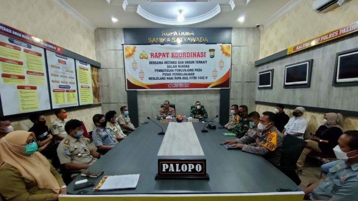 Pengelola Pusat Perbelanjaan di Palopo Diminta Laporkan Batas Jumlah Pengunjung