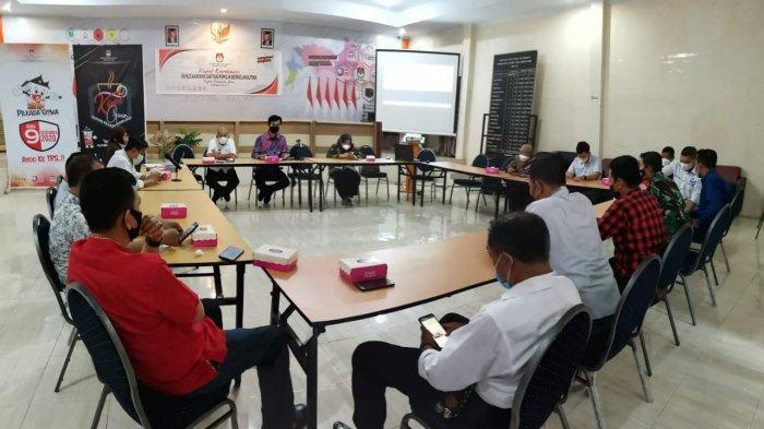 KPU Gowa Gelar Rapat Koordinasi dengan Stakeholder, Bahas Pemutakhiran Daftar Pemilih Berkelanjutan