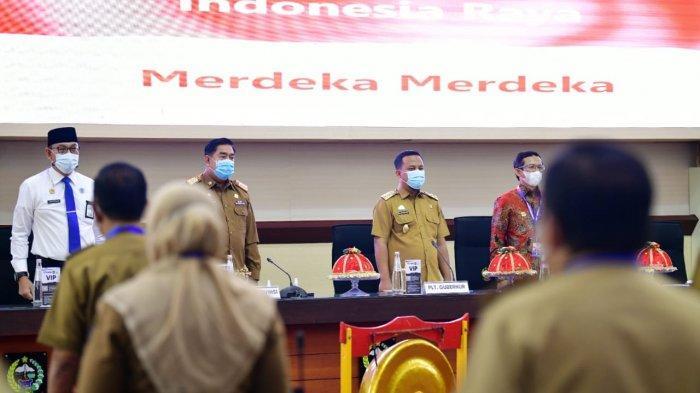 Andi Sudirman: Peranan APIP dan BPK Penting Dalam Mengawal Pemerintah Daerah di Tengah Pandemi
