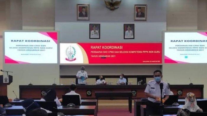Jadwal Lengkap SKD CPNS dan PPPK 10 Kabupaten/Kota di Sulsel, Dimulai 14 September
