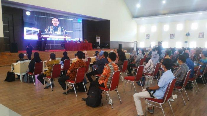 Wujudkan Sistem Satu Data Indonesia, Kabupaten Wajo Butuh Operator