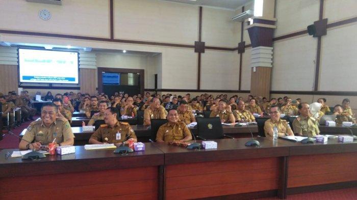 Tentara Masuk Desa Sasar Kabupaten Barru, Wabup Nasruddin: Kita Beruntung