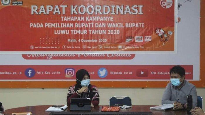 Masa Tenang, APK dan Peraga Kampanye Paslon Pilkada di Luwu Timur Bakal Ditertibkan