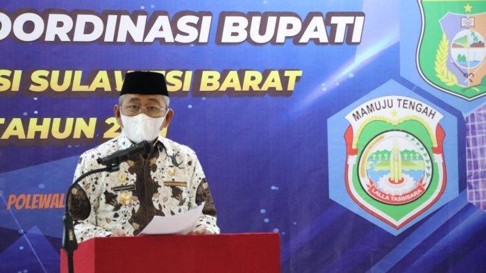 32 Ribu Anak di Sulawesi Barat Tak Sekolah, Gubernur Kumpul Bupati