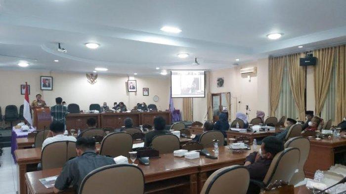 DPRD Enrekang Setujui Pembahasan 5 Ranperda Usulan Pemda, Salah Satunya Penanggulangan Bencana