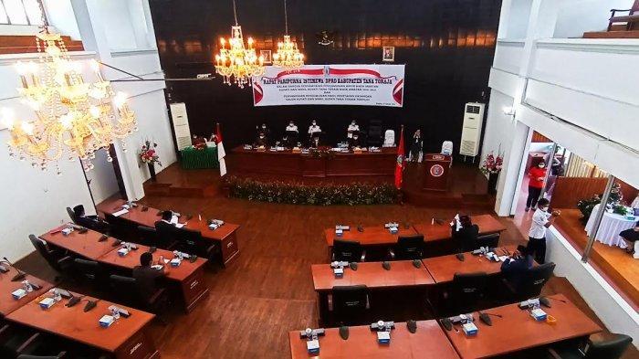 Besok, DPRD Usulkan Pemberhentian Bupati dan Wakil Bupati Tana Toraja ke Gubernur Sulsel