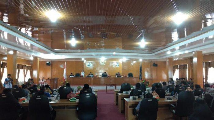 Fraksi DPRD Mamasa Resmi Ditetapkan, Berikut Nama-namanya