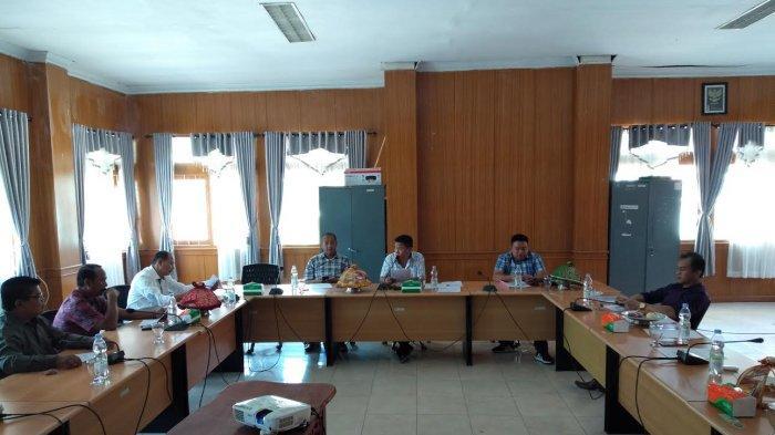 8 Ketua Fraksi DPRD Mamasa Gelar Rapat, Apa yang Dibahas?