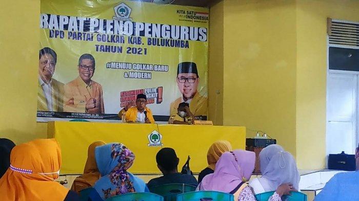 Nirwan Arifuddin Bentuk Tim Investigasi, Usut Dalang Pembakar Atribut Partai Golkar di Bulukumba