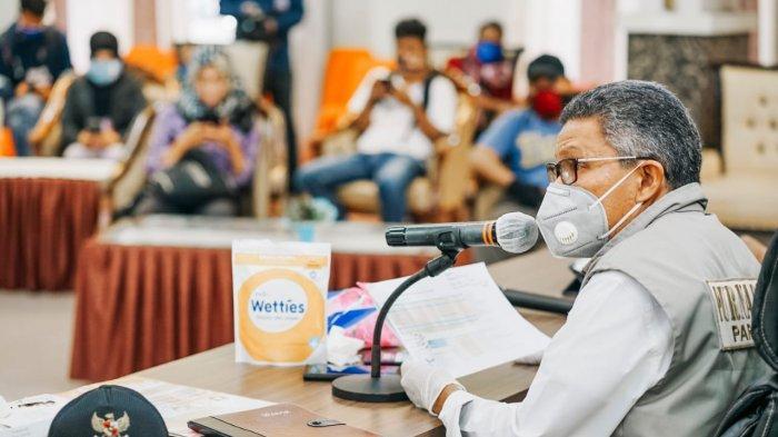 116 TKI dari Malaysia Akan Rapid Test di Parepare