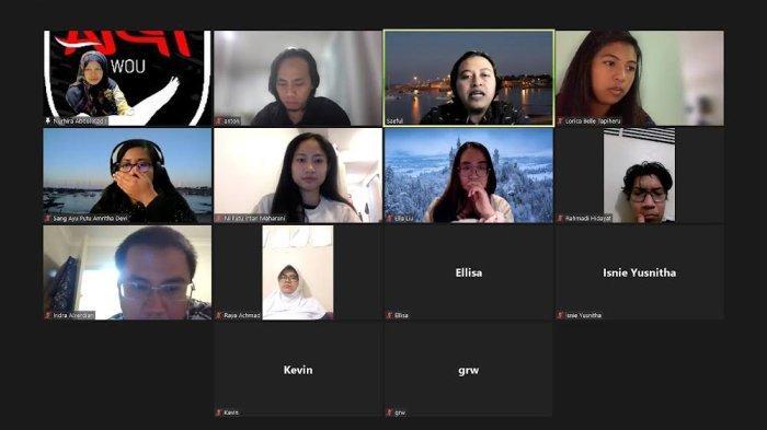 Perhimpunan Pelajar Indonesia di Wollongong Australia Miliki Ketua Baru