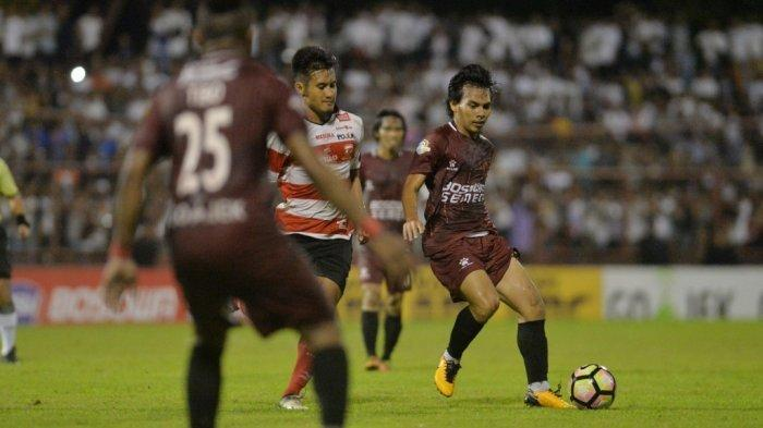 PSM vs Madura United, Rasyid Bakri Siap Dimainkan