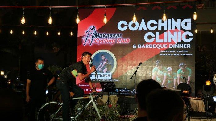 MCC Gelar Coaching Clinic Hadirkan Mantan Atlet Sebagai Pembicara