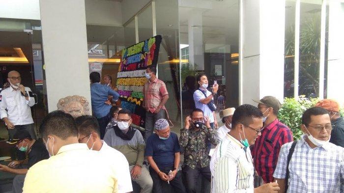 Ratusan Eks Pendukung Indah-Suaib Berkumpul di Hotel Claro