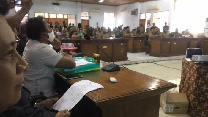 Ratusan Kades di Bulukumba Datangi Kantor DPRD, Minta Pansus BLT Dana Desa Tak Dilanjutkan