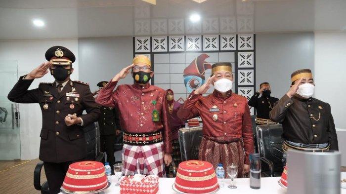 Makna Hari Lahir Pancasila Bagi Wakil Bupati Gowa Abd Rauf Malaganni