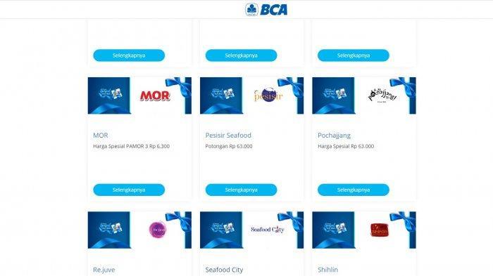 Daftar Promo BCA Belanja Online Sambut Idul Fitri 1441 H Ada Fashion hingga Food & Beverage