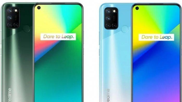 UPDATE Harga Terbaru HP Realme Juni 2021, Realme X50, Realme Narzo hingga Realme 7i