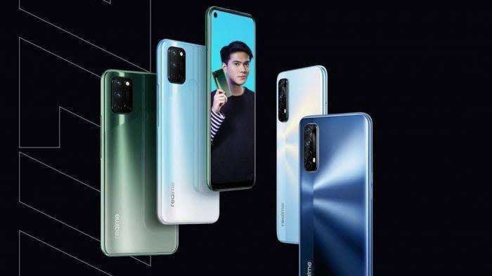 UPDATE Harga Terbaru HP Realme Juli 2021, Realme 8 Pro cashback Rp200 Ribu, Realme C21, Realme 7i
