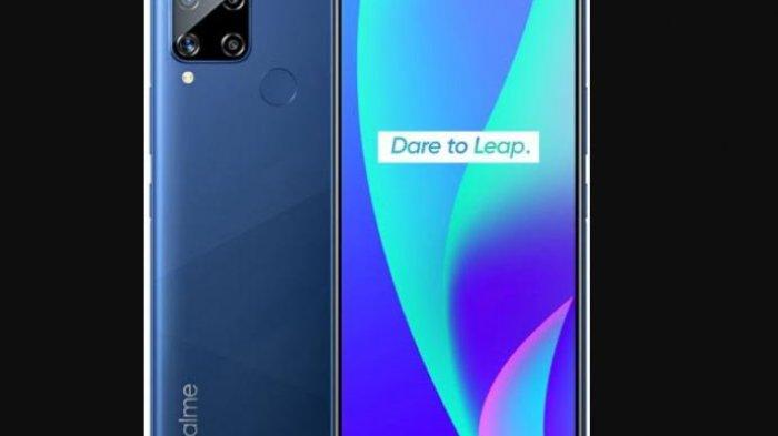 Spesifikasi Lengkap Smartphone Realme C15 yang akan Dirilis 28 Juli 2020, Baterai Berkapasitas Jumbo
