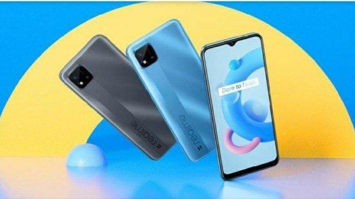 Spesifikasi Realme C20, Baterai 5.000 mAh, RAM 2 GB Harga Rp 1,3 Juta