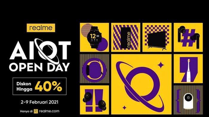 Realme Berambisi jadi AloT Choice Nomor 1 Tahun 2021