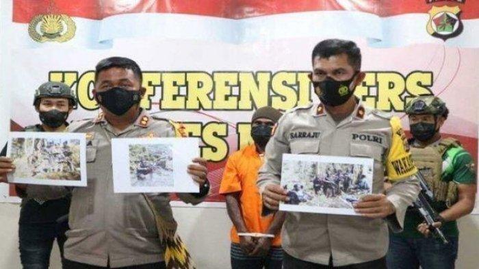 Rekam Jejak Miron Tabuni Teroris KKB Papua yang Ditangkap TNI Polri, Sering Terlibat Aksi Brutal