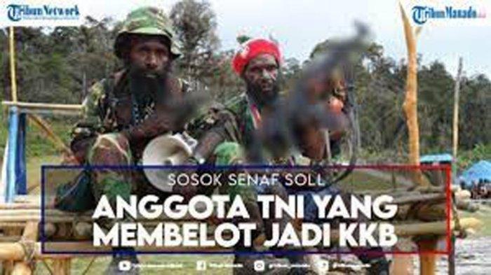 Rekam Jejak SenafSoll Bos KKB Papua yang Tembaki 5 Warga Sipil, Pernah Jadi TNI Tapi Dipecat