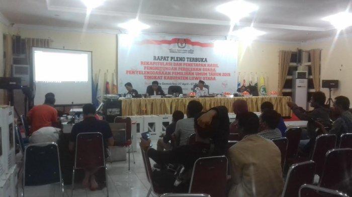 PSI dan PBB Tak Kebagian Kursi di DPRD Luwu Utara