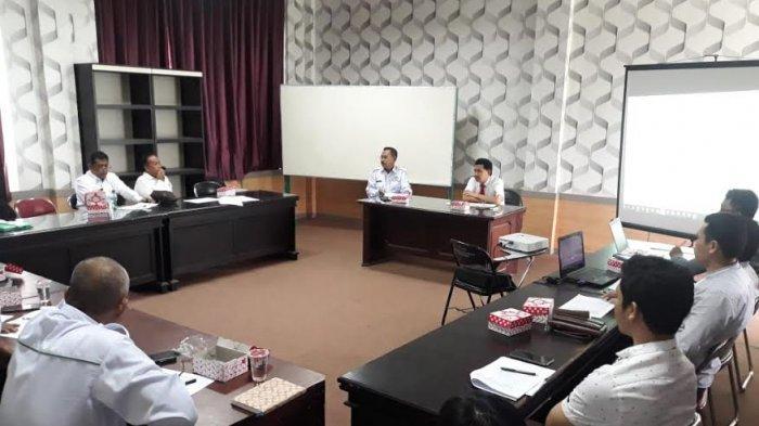 Rektor Gagas Persiapan Alih Status IAIN ke UIN Datokarama Palu