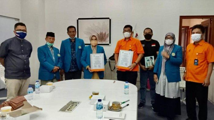 UIM dan PT Pos Indonesia Regional II Jakarta Teken MoU
