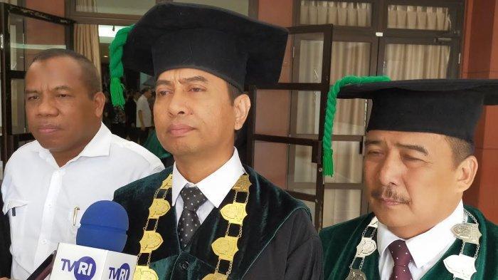 Prof Hamdan Juhannis: Mahasiswa UIN Alauddin Harus Tangguh!