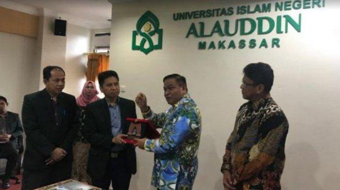 Rektor UIN Alauddin dan Bupati Bone Teken MoU, Ini Bentuk Kerjasamanya