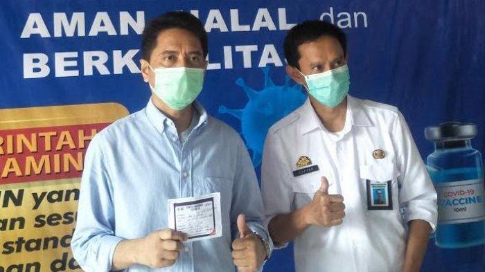 Dosen dan Staf UIN Alauddin Makassar Divaksin Covid-19