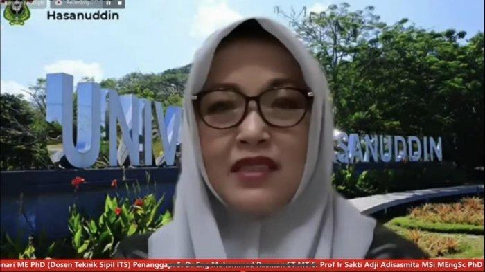 Rektor Unhas Prof Dwia Bocorkan FT Unhas Bakal jadi Institut
