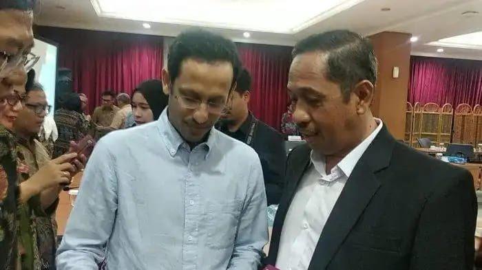 Rektor Unismuh Makassar Diundang Lagi Rakor dengan Mendikbud Nadiem Makarim