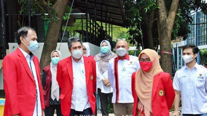 Rektor Unhas dan Jajaran Tinjau Pelaksanaan UTBK Hari Pertama, 74 Peserta Tak Hadir