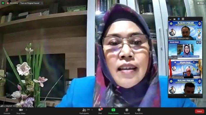 Target Pencapaian IKU, FKIP UIM Hadirkan Pakar Pendidikan Malaysia