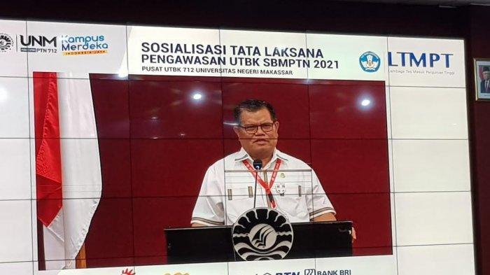 Rektor UNM: UTBK Harus Zero Defect