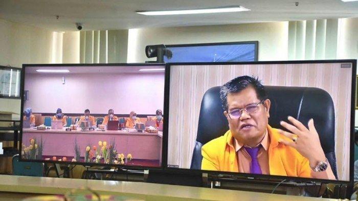 Rektor UNM Lepas 1.052 Mahasiswa KKN, Tersebar di 28 Kabupaten Kota