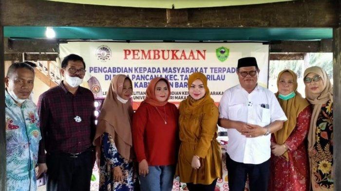 Kunjungi PPM Terpadu di Barru, Rektor UNM: Dosen Harus Beri Perhatian Khusus ke Masyarakat